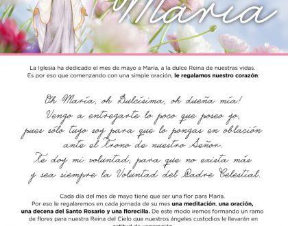 Florecillas a Maria