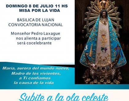Este Domingo 08 de Julio 🔜 todos a Luján