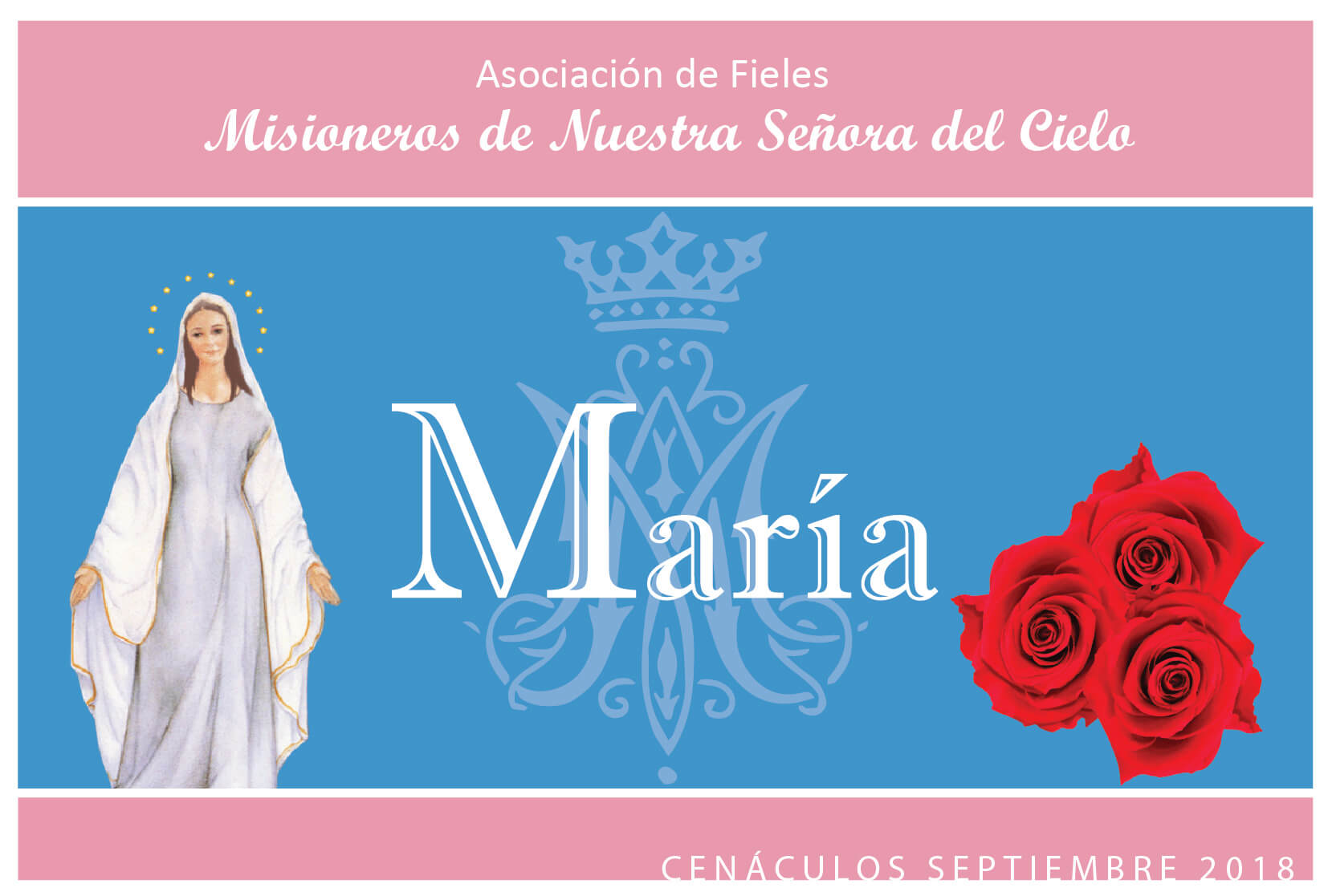 Cenáculos de Septiembre: Maria   👑