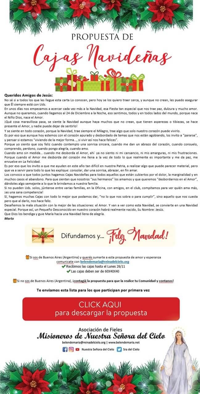 🎁Propuesta de amor: una Navidad Santa para todos 🎁