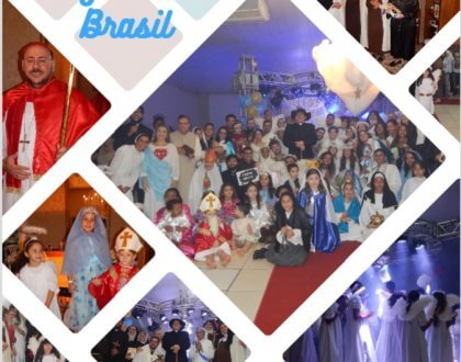 En Brasil también se festeja Holywins