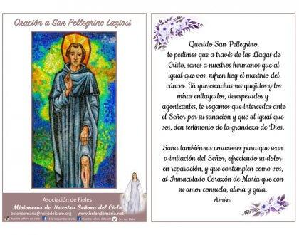 San Pellegrino, el Patrono de los enfermos de cáncer