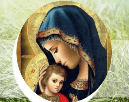 Letanías a la Bendita Virgen María