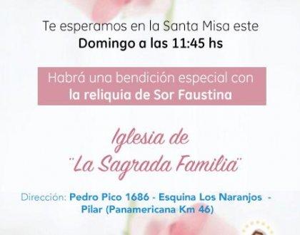 Santa Misa de la Misericordia