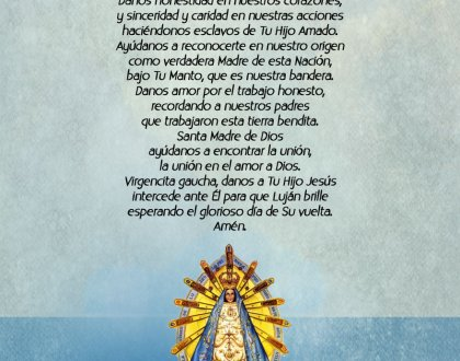 Virgencita de Luján 💗