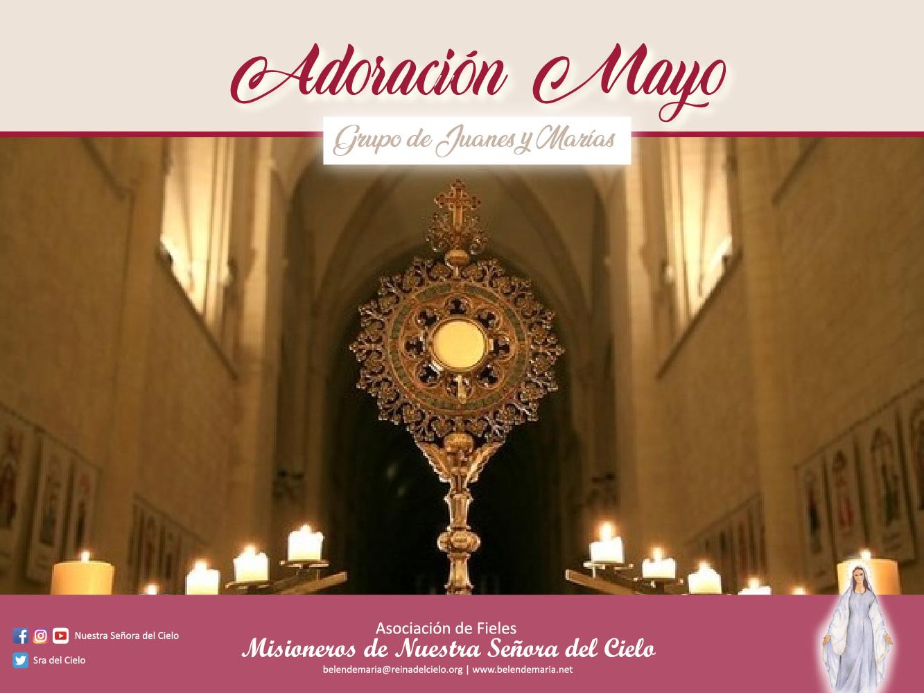 Juanes y Marias: Mayo 2019