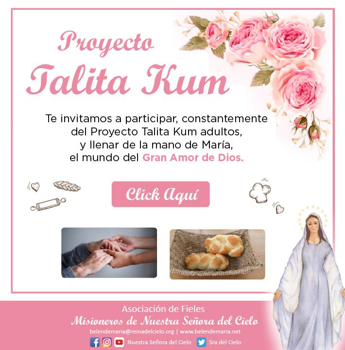 Proyecto: Talita Kum
