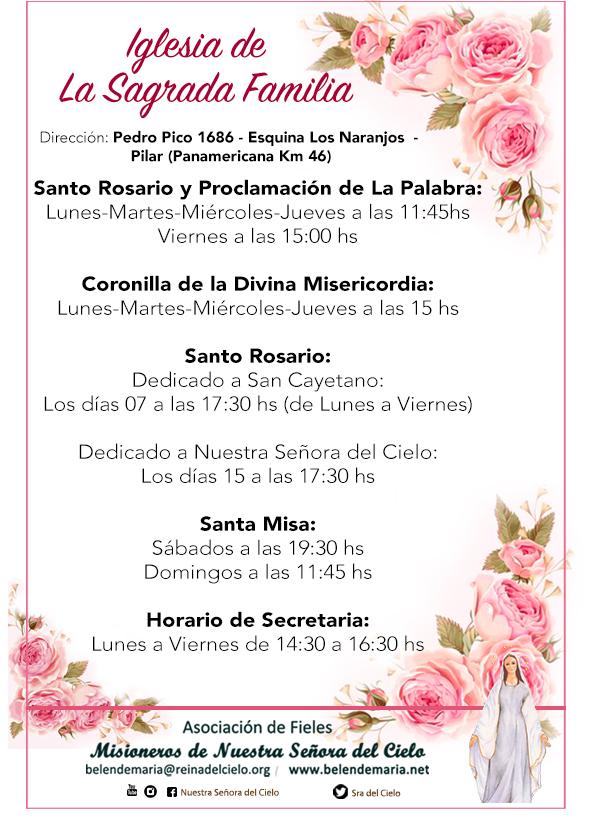 """✨💒 Iglesia de """"La Sagrada Familia""""💒✨"""