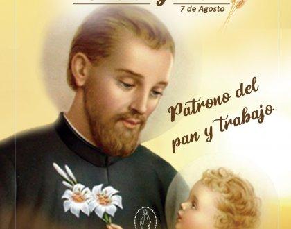 07 de Agosto: día de San Cayetano