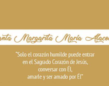 Santa Margarita María Alacoque