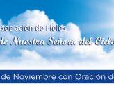 Cenáculos – Noviembre 2019
