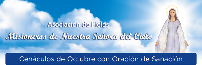Cenáculos - Octubre 2019
