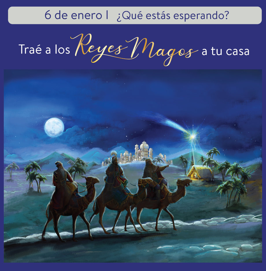 Reyes Magos 2020